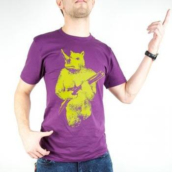 Rhino Hunter, American Apparel, Available S M L XL 2XL
